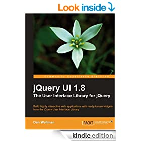 jQuery UI 1.8: The User Interface Library for jQuery