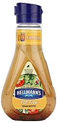 Hellmann's Fat Free Vinaigerette Dressing, 235ml