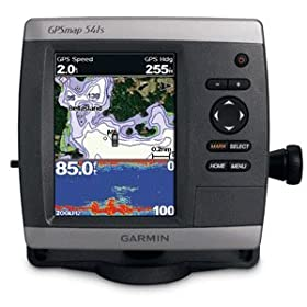 Garmin GPSMAP 541s 5-Inch Waterproof Marine GPS and Chartplotter with Sounder