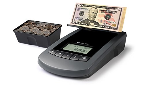 Safescan 6155 Money Counting Scale for Coins & Banknotes (Scale Tickets compare prices)