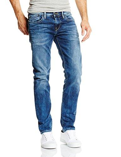 Pepe Jeans - HATCH, Jeans da uomo, Blu (Denim 000-Z23), W33/L32 (Taglia Produttore: 33)