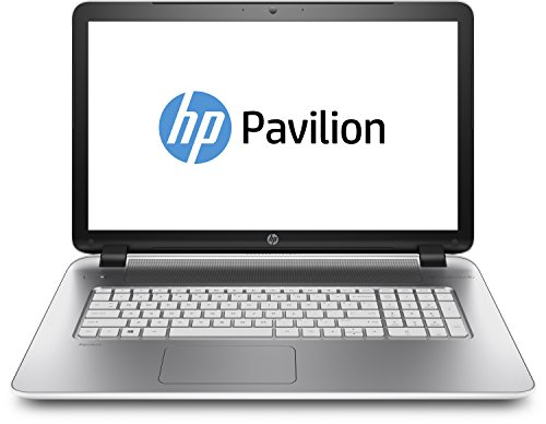 HP Pavilion 17-f207ng 43,9 cm (17,3 Zoll) Laptop (Intel Core i5-5200U, 2,2GHz, 4GB RAM, 1TB HDD, DVD-RW, Win 8.1) weiß