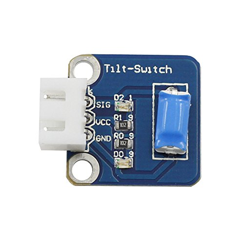 SunFounder Tilt Switch Sensor Module for Arduino and Raspberry Pi (Force Sensor Arduino compare prices)
