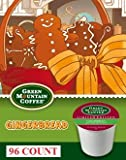 Green Mountain Coffee *Limited Edition* Gingerbread (4 Boxes of 24 K-Cups) for Keurig Brewers