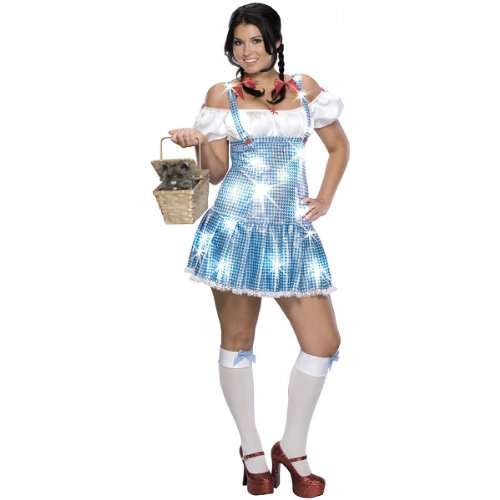 Dorothy Costume - Plus Size - Dress Size 16-20