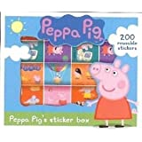 Peppa Pig: box sticker (import inglese)
