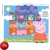 Peppa Pig: box sticker (import inglese)
