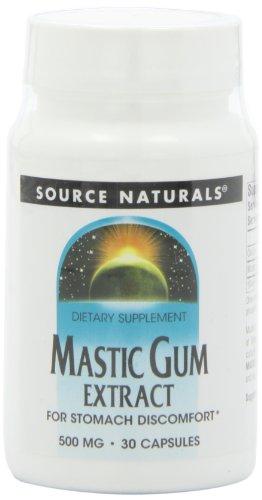 Source Naturals Mastic Gum Extract 500Mg, 30 Capsules