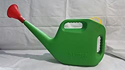 Bsln 5 Ltr Plastic Watering Can