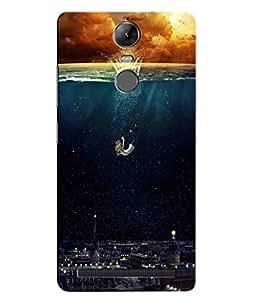 Citydreamz Back Cover For Lenovo K5 Note