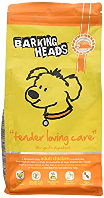 Barking Heads Tender Loving Care Chicken and Rice Dry Mix