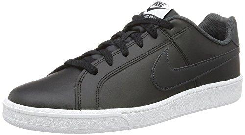 Nike - Nike Court Royale, Scarpe da tennis Uomo, Black (Nero / Antracite-Bianco), 43