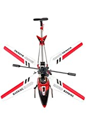 Syma S107G 3.5 Channel RC Helicopter with Gyro (A)