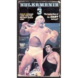 Hulkamania 3 [VHS]