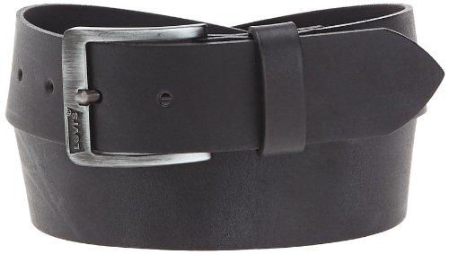Levi's Core Basic Classic, Cintura Uomo, Nero (Black), 110 cm (Taglia Produttore: 110)