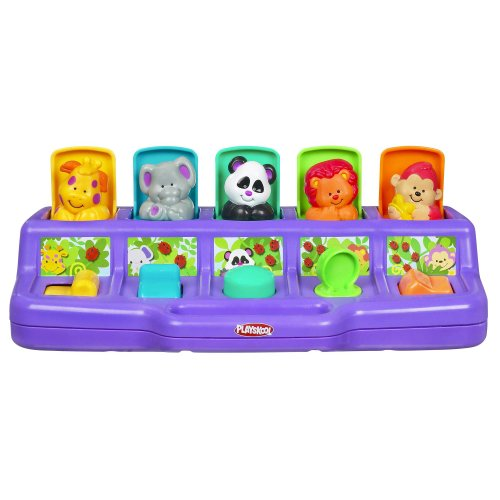 Playskool Busy Poppin Pals (Colors May Vary)