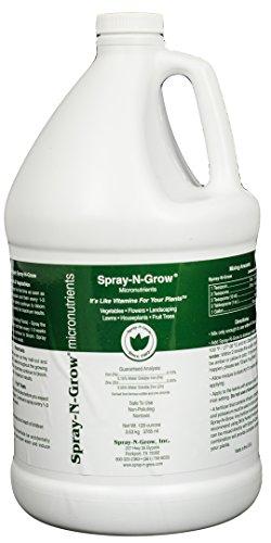 Spray-N-Grow Csng Micronutrients Complex, 1-Gallon, 4-Pack
