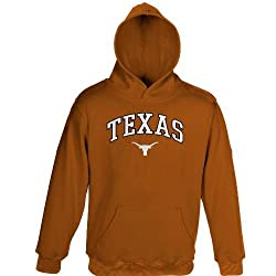 Texas Longhorns 2011 NCAA Team Color Embroidered Hooded Sweatshirt