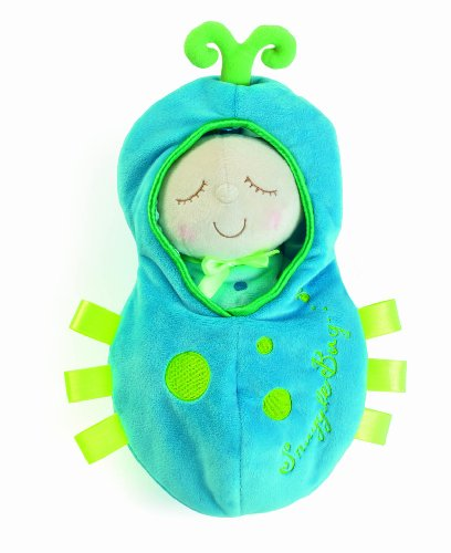 Manhattan Baby Travel Toy, Snuggle Bug
