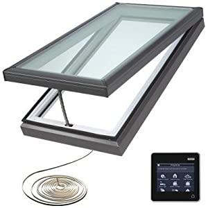 Velux vce 2246 2004 skylight 25 1 2 w x 49 1 2 h for How to clean velux skylights