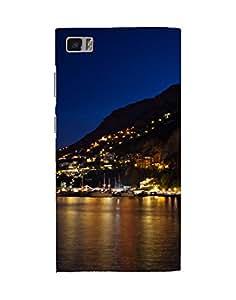 Mobifry Back case cover for Xiaomi Mi 3 Mobile ( Printed design)