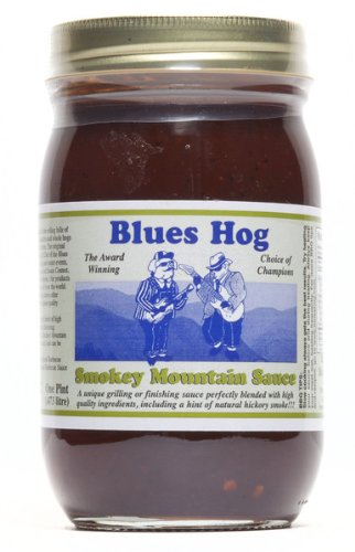 Blues Hog 'Smokey Mountain' BBQ Sauce - 0.473 l (1 US Pt - 16 oz)