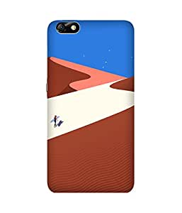 Endless Journey Huawei Honor 4X Case