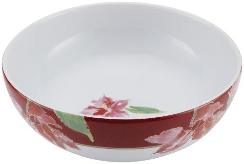 Paula Deen Signature Dinnerware Amaryllis 10-Inch Serving Bowl