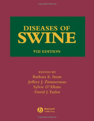 Diseases of Swine, Ninth Edition