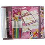 Disney Princess Magic Artist Desk Color Set