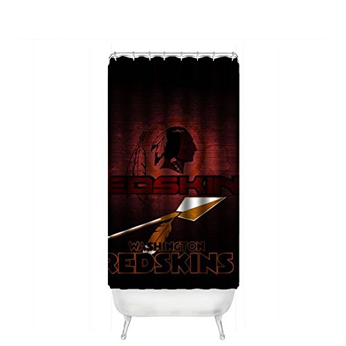 Redskins Shower Curtains Shower Curtains Outlet