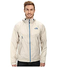 The North Face Men\'s Venture Rain Jacket Moonstruck Grey XX-Large