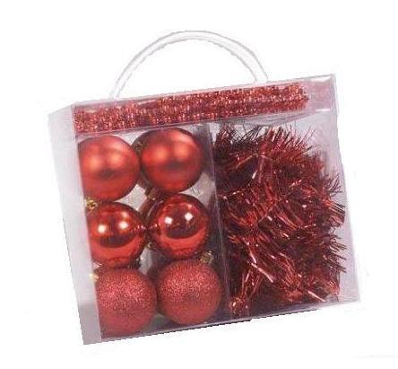 14 Teile Weihnachtsbaumschmuck