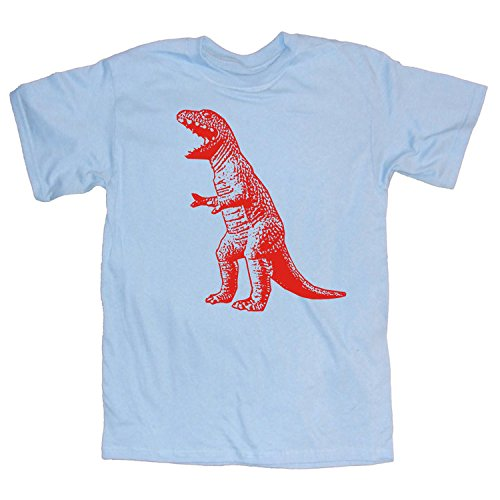 T-rex Tshirt from Sheldon Cooper's Closet as seen on the Big Bang Theory
