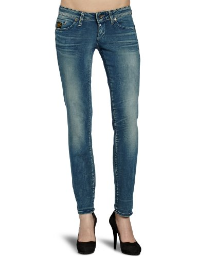 G-STAR Damen Jeans MIDGE STRAIGHT