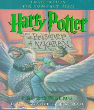 J.K. Rowling, Harry Potter and the Prisoner of Azkaban (Audio)