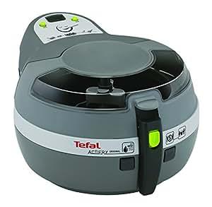 Tefal ActiFry Low Fat Healthy Fryer GH806B40 - 1.2 kg, Grey