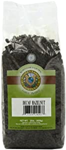 Rogers Family Company Whole Bean Coffee, Decaf Hazelnut, 32 Ounce