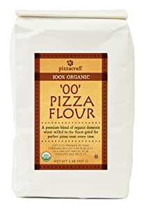 Amazon.com : Pizzacraft 2 lbs Organic 'OO' Pizza Dough