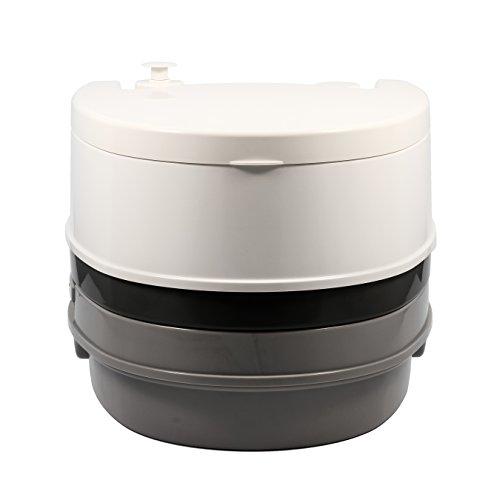 Camco 41535 2.6 gallon Travel Toilet