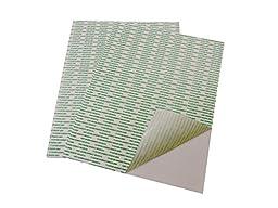 Self-Stick Repositional Foam Board White 11\