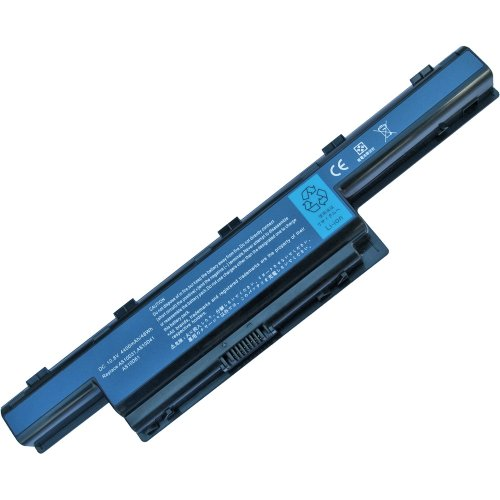 Coolgo® New Laptop Battery For 6Cell Battery For Acer As10D31 As10D3E As10D41 As10D51 As10D61 As10D71 As10D73 - 18 Months Warranty [Li-Ion 6-Cell 4400Mah]