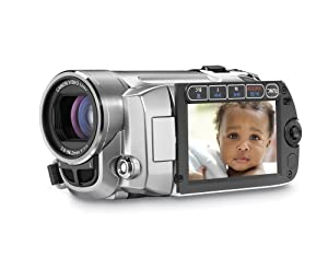 Canon FS100 Flash Memory Camcorder with 48x Advanced Zoom (Silver)