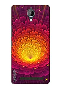 Premium Quality Mousetrap Printed Designer Full Protection Back Cover for Panasonic Eluga Icon-137
