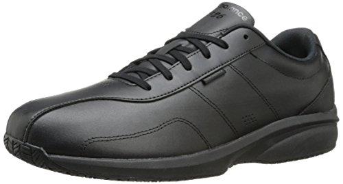 New Balance Men's MID526 Slip Resistant Work Shoe,Black,12 D US