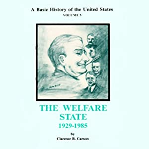 A Basic History of the United States, Volume 5 Audiobook
