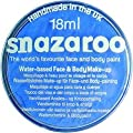 SNAZAROO PROFESSIONAL SKY BLUE FACE PAINT - 18ML