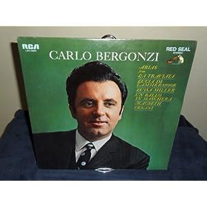 Amazon.com: Verdi, Carlo Bergonzi: Carlo Bergonzi: Arias