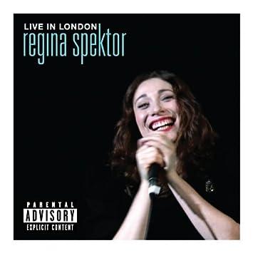 Regina Spektor: Live in London [CD/Blu-ray] by Regina Spektor (2010) Audio CD