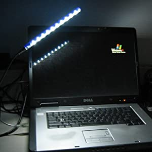 Leegoal Energy Saving USB LED Laptop Notebook Light